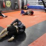 Jiu-Jitsu Training