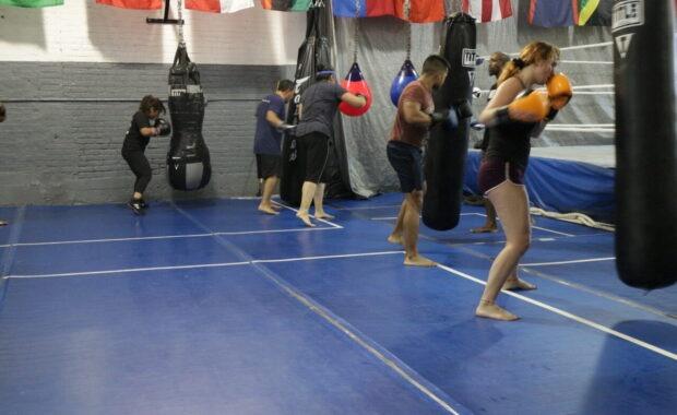 Chicago,Il cardio boxing kickboxing